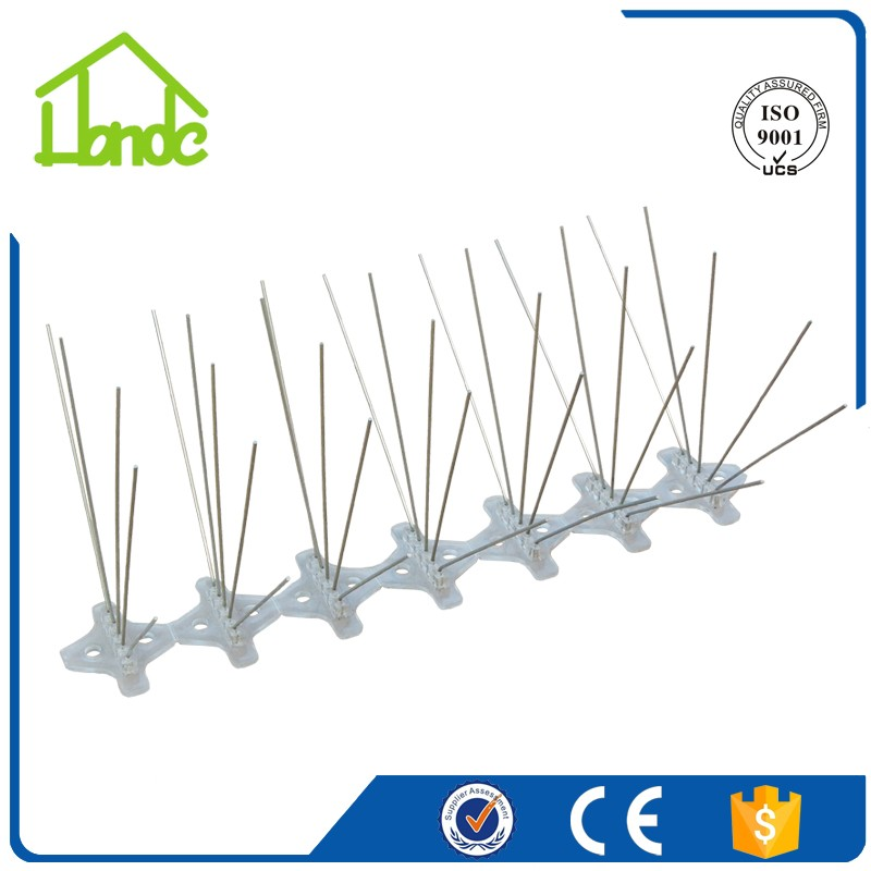 Polycarbonate Base Anti Bird Pigeon Spikes HD62054
