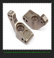 Good quality most popular rc car cnc machining parts in china