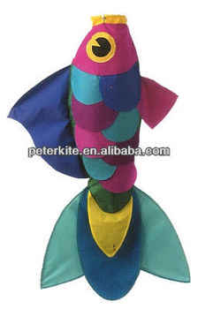 crucian fish windsock