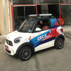 60v 70v 2 seat electric car for sale in Africa