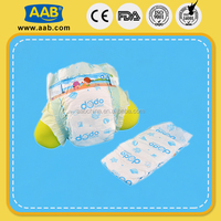 Wholesale New Style 3D leak prevention cheapest disposable baby diaper