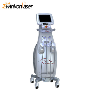 OEM ODM chinese supplier face slimming massage machine hifu face lift for weight loss