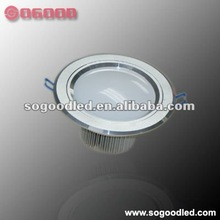 Round SMD 10W 12cm LED Downlights