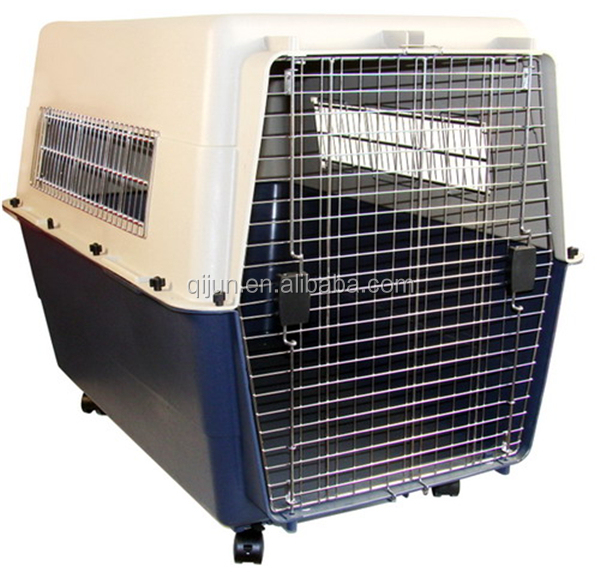 Large Portable Travel Air Pet Carrier Dog Carrier