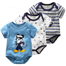 New Arrival Summer Baby Rompers Children Clothes