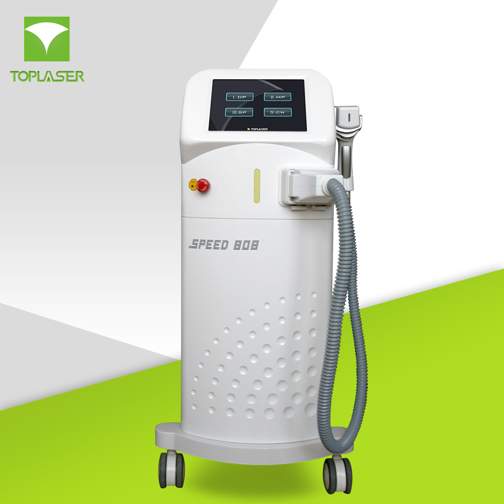 Beauty salon equipment high quality hair removal device laser diode