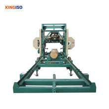 Log Cutting Saw MJ800 Portable Sawmill for Wood