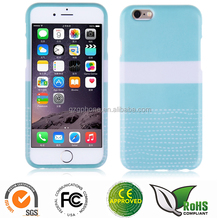 Water transfer printed TPU mobile phone case for iphone6 cover