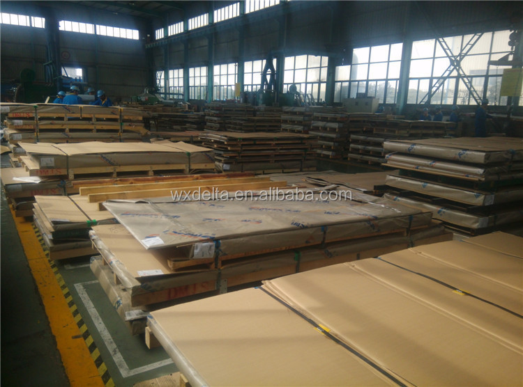 Austenitic stainless steel 304 316L 310S 321 317L stainless steel sheet