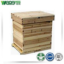 high quality Solid wood bee hive for beekeeping