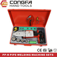 High quality plastic ppr pipe welding machine