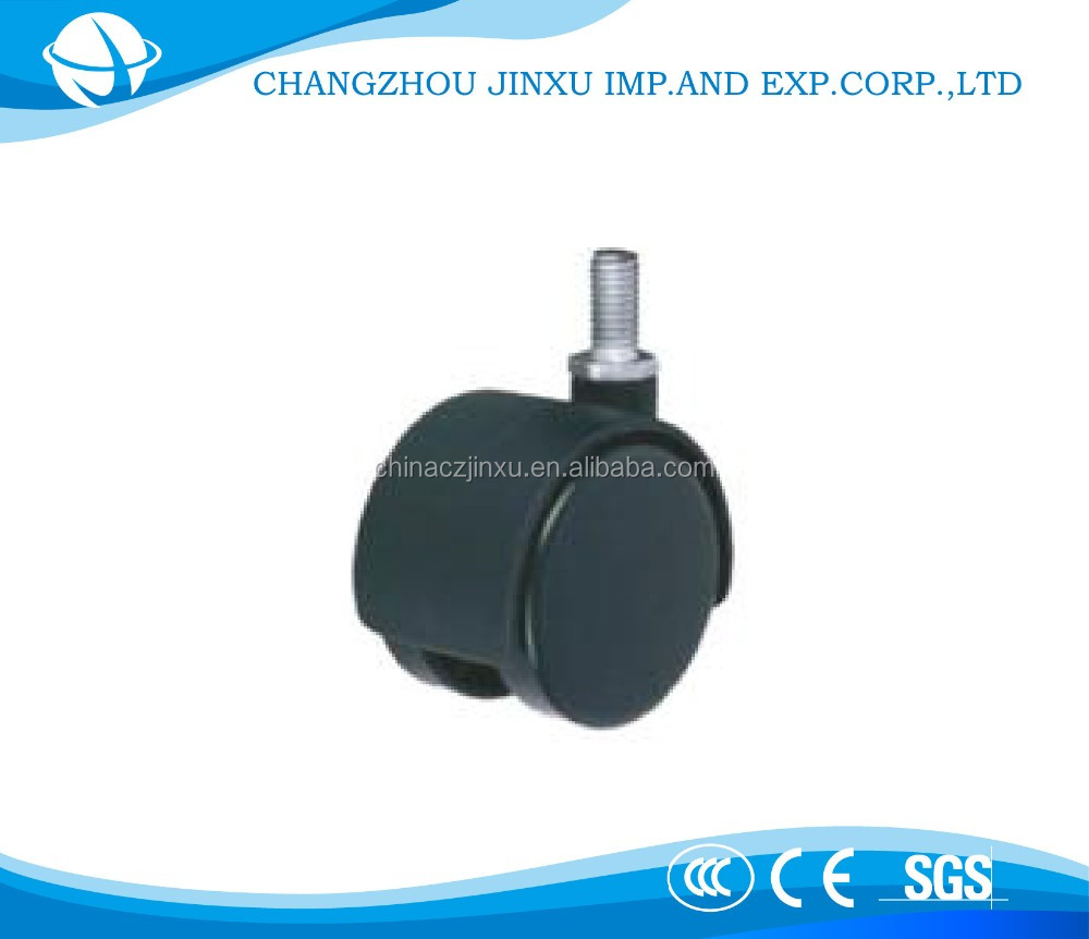 50mm Chinese manufacture Customize PU removable castor wheel price