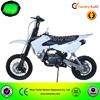 high duty pit bike with adjustable front fork and rear shock