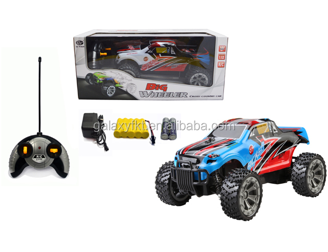 4CH RC toys big car cross country big wheel car