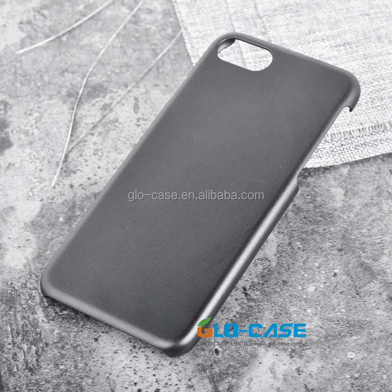 Blank Hard Plastic Polycarbonate Phone Case for iPhone 7