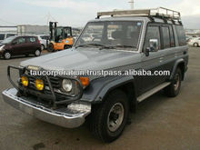 japanese used toyota jeeps land cruiser sale by export company