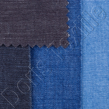 Pure cotton stone washed Denim Fabric