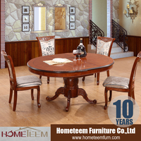round dining room set antique furniture