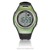 Promotional heart rate Sports Watch with pulse alarm clock for human fitness