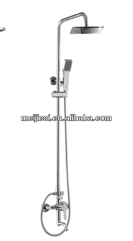 NO01507 Stainless steel Shower faucet