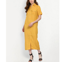 Ladies Summer Casual Maxi Long Dress For Women Elegant Frocks For Adults
