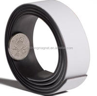 2 meter Rubber Self Adhesive Magnetic Strip Flexible Magnet DIY Craft Tape 25x1.5mm