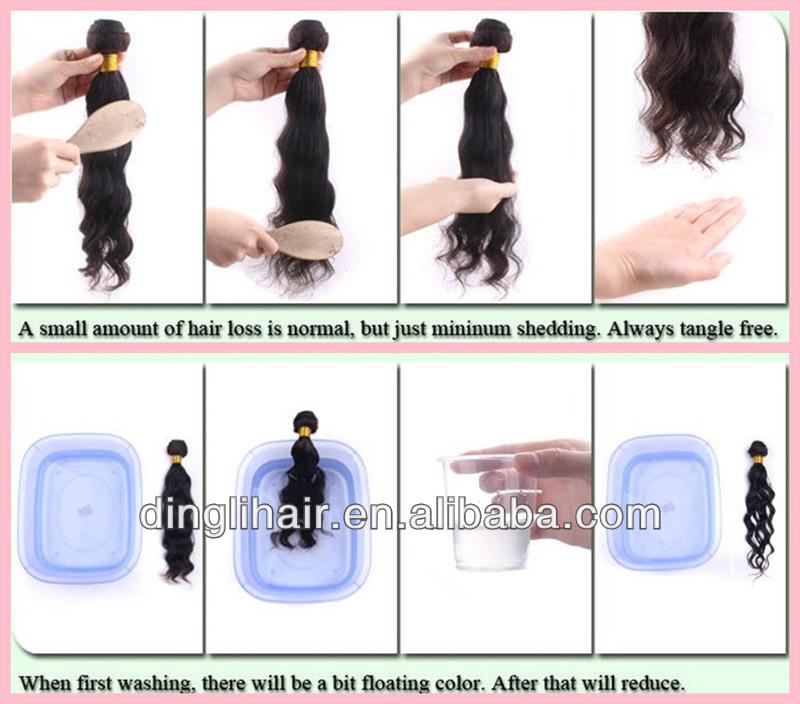 Best Selling Products Virgin Brazilian Jerry Curl Hair Weave Virgin