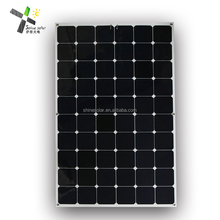 Factory directly sale 100w 150w 180w flexible solar panel