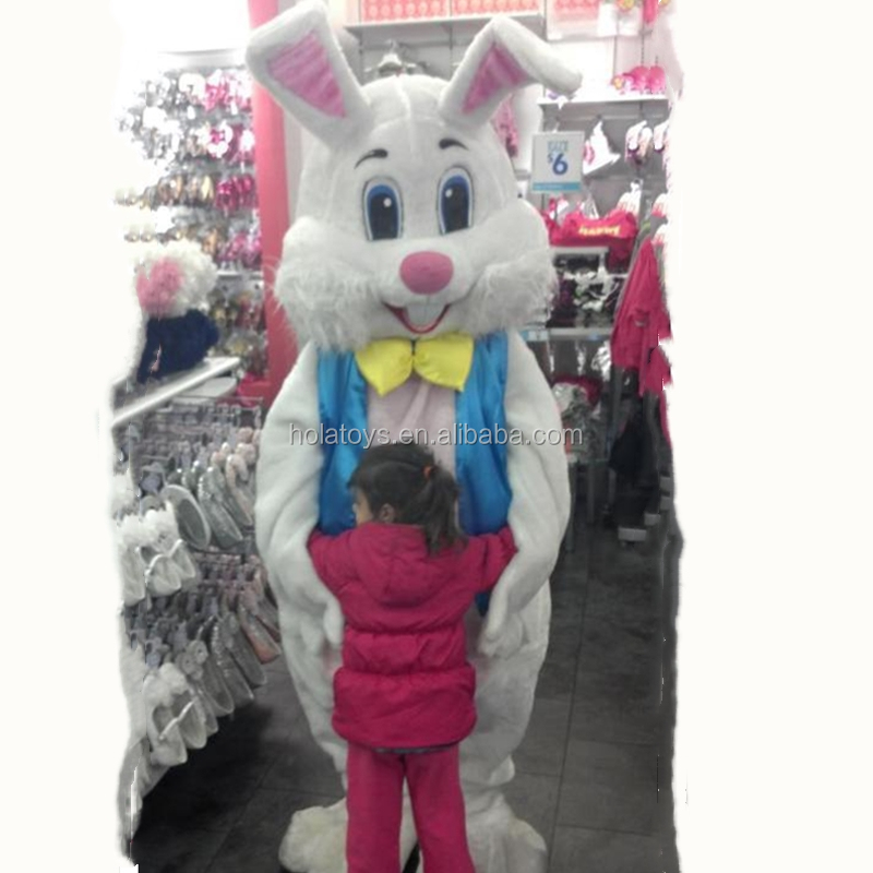 Easter bunny mascot costume/cosplay costume
