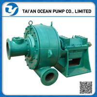 Professional various sand pump manufacturer dredging machine
