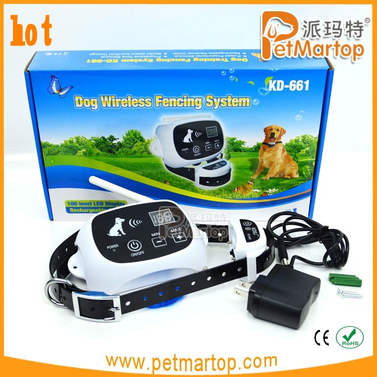 High Quality Electric Outdoor Dog Fence System