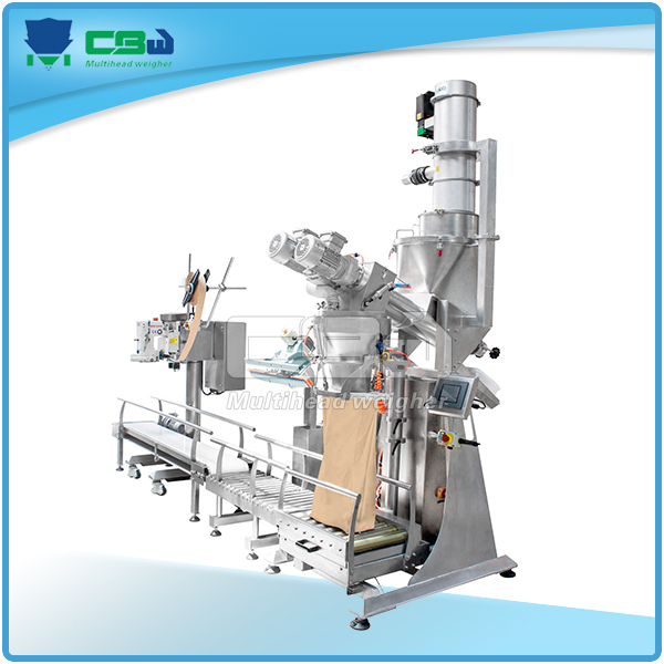 Coffee/Coco Powder Screw Auger Weighing Filling Machine