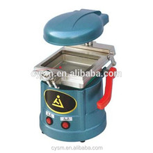 Dental Lab Vacuum Forming Machine Equipment with Rubber Sheets