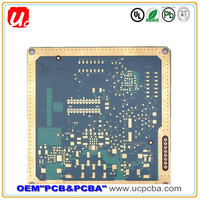 Fast Delivery Cheap Price Multilayer 94V0 FR4 PCB Seller Manufacturer In A Quick Turn