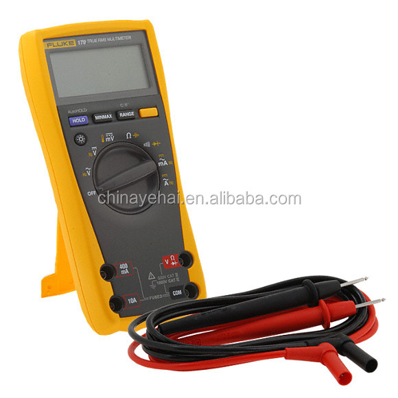 High Quality Handheld Multimeter Fluke 179 True RMS Digital Multimeter