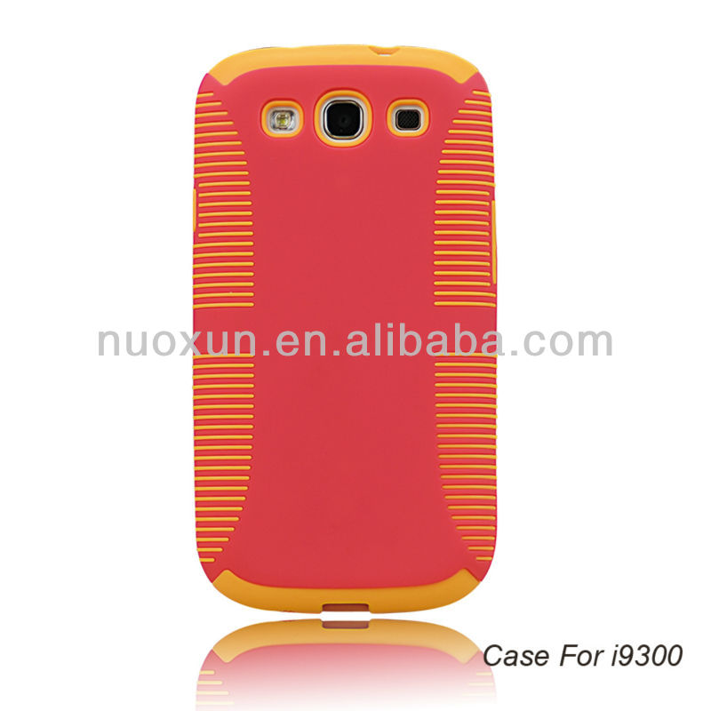 High quality bumper case for samsung galaxy s3 i9300