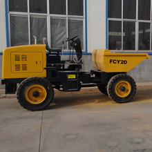 2tons 4WD high quality cheap tata dumper trucks