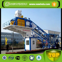 New 50M3/h Project Concrete Mixing Batching Plant Price Sale in Indonesia