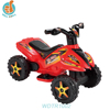 WDTR1002 Electric Kids Carting Go Kart 3 Wheel Kids Ride On Car Stealth Pedal Helicopter Toy
