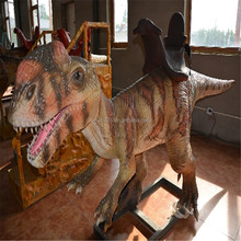 China supplier wholesale high quality newest ride on dinosaur car