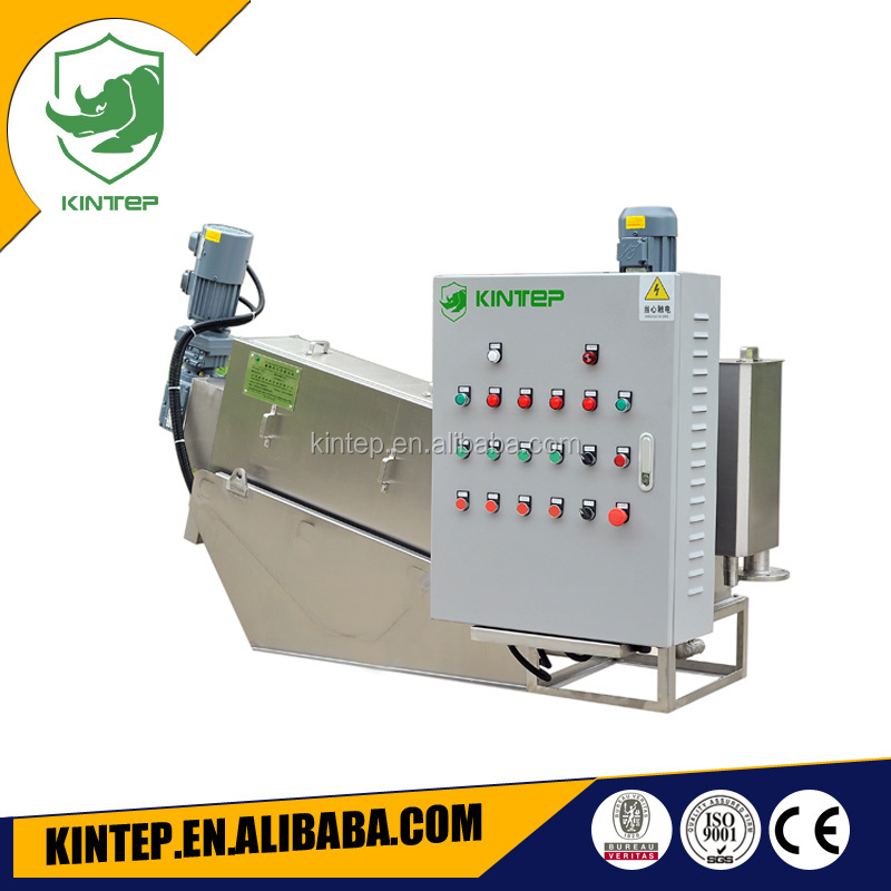 KINTEP high efficiency Sludge Machine Separation/Belt Filter (Belt Type)