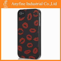High quality Lips Marc By Jacobs silicone cases for iphone5