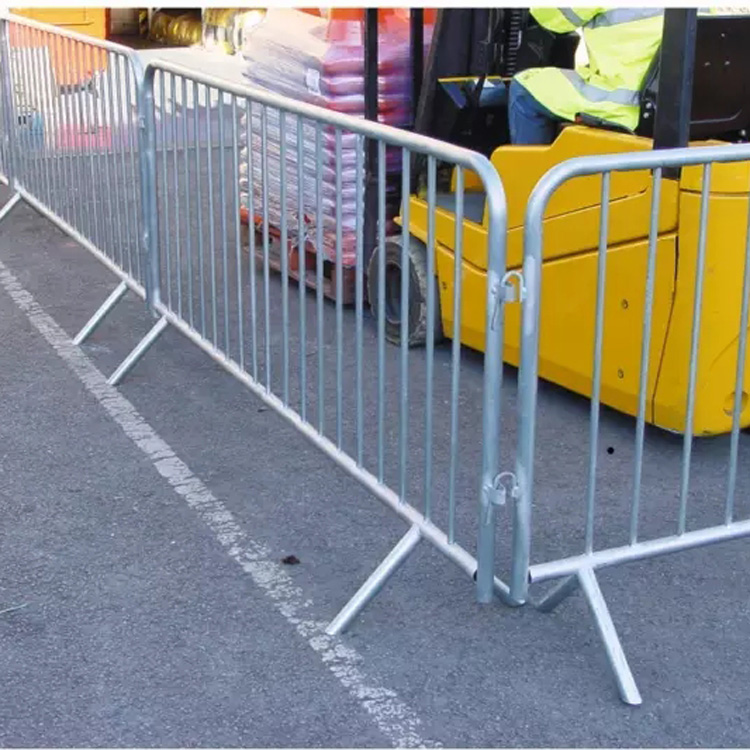Crowd Control Barriers pedestrian fence
