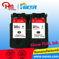 Remanufacturd printer ink cartridge for canon BC-340XL for canon printer MG4180