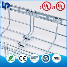 Lepin galvanizing 0.15~9mm wire mesh cable tray