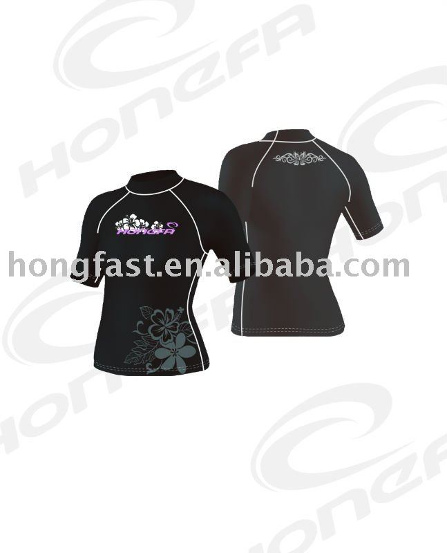 women girls rash guard and lycra suits UPF 50+