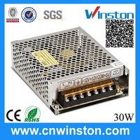 T-30B 30W 12V 1A Design New Coming Triple Output LED Driver Switching Power Supply with CE