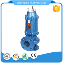 Factory wholesale China Electric Vertical Sea Water Pump Submersible Centrifugal Sewage Pumps with CE Certificate