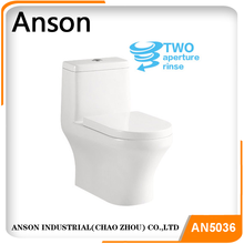Bathroom sanitary ware cheap one piece toilet siphonic one pieces toilet