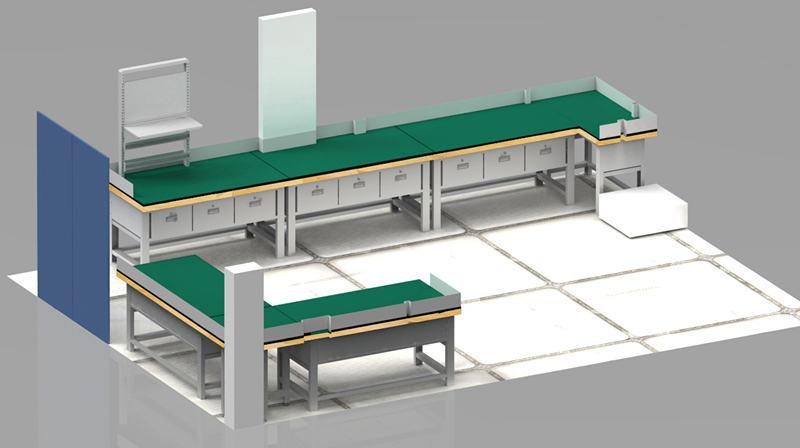 Buy Esd Operation Desk,Operation Desk,Esd Desk Product on Alibaba.com